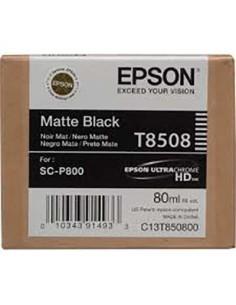 Tinta Epson Negro mate T850800 - 80 ml.