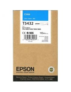 Tinta Epson T543200 Cían 110 ml.