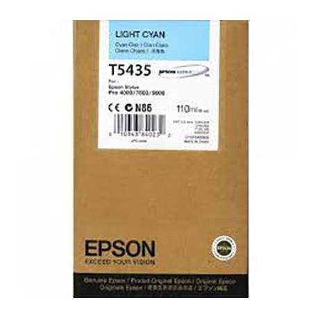Tinta Epson T543500 Cían claro 110 ml.