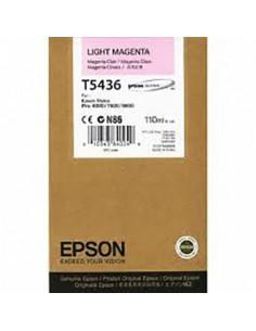 Tinta Epson T543600 Magneta claro 110 ml.