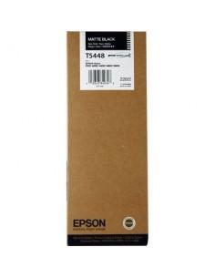 Tinta Epson T544800 Negro mate 220 ml.