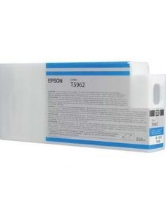 Tinta Epson T596200 Cían 350 ml.