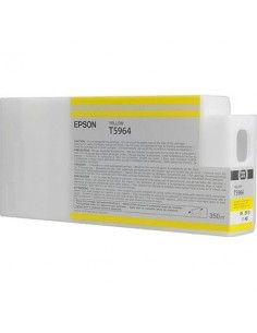 Tinta Epson T596400 Amarillo 350 ml.