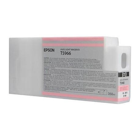 Tinta Epson T596600 Magenta claro 350 ml.