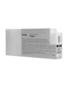Tinta Epson T596900 Gris claro 350 ml.
