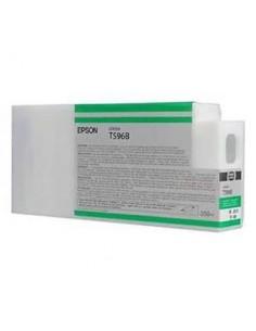 Tinta Epson T596B00 Verde 350 ml.