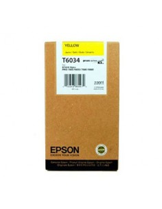 Tinta Epson T602400 Amarillo 110 ml.