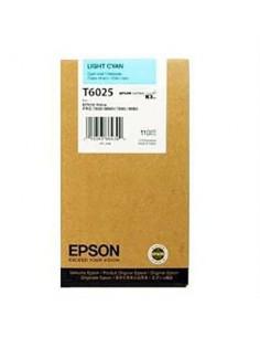 Tinta Epson T602500 Cían claro 110 ml.