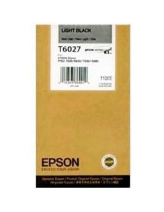 Tinta Epson T602700 Gris 110 ml.