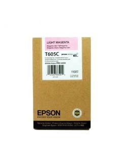 Tinta Epson T605C00 Magenta claro 110 ml. (modelo 4800)