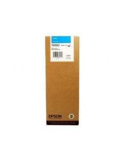 Tinta Epson T606200 Cían 220 ml.