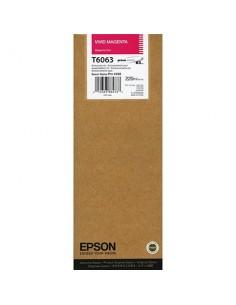 Tinta Epson T606300 Magenta 220 ml. (modelo 4880)