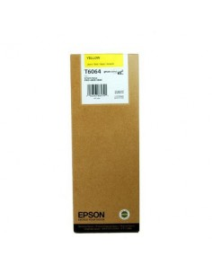 Tinta Epson T606400 Amarillo 220 ml.