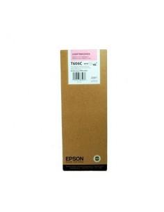 Tinta Epson T606C00 Magenta claro 220 ml. (modelo 4800)