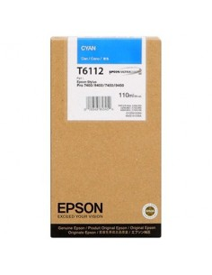 Tinta Epson T611200 Cían 110 ml.