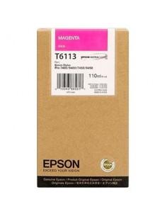 Tinta Epson T611300 Magenta 110 ml.