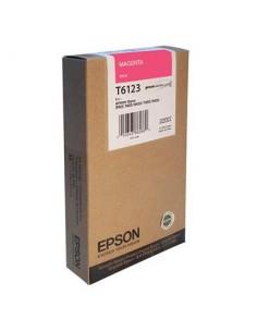 Tinta Epson T612300 Magenta 220 ml.