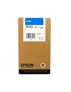 Tinta Epson T614200 Cían 220 ml.