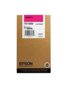 Tinta Epson T614300 Magenta 220 ml.