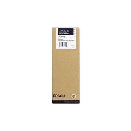 Tinta Epson T614800 Negro mate 220 ml.