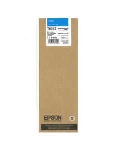 Tinta Epson T636200 Cían 700 ml.