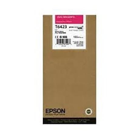 Tinta Epson T6423 Vivid Magenta 150 ml.