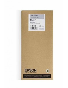 Tinta Epson T6427 Gris 150 ml.
