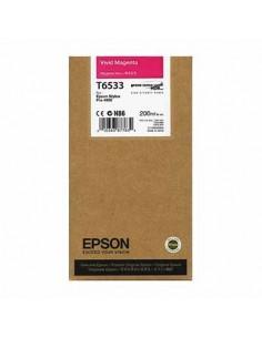 Tinta Epson T653300 Magenta 200 ml.