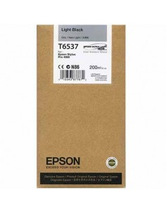 Tinta Epson T653700 Gris 200 ml.