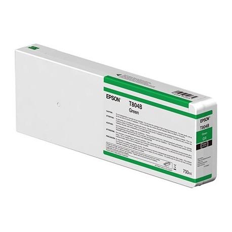 Tinta Epson T804B00 Verde 700 ml.