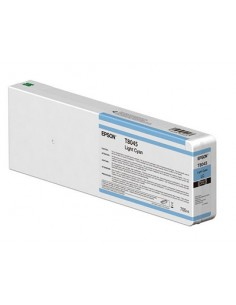 Tinta Epson T824500 Cían claro 350 ml.