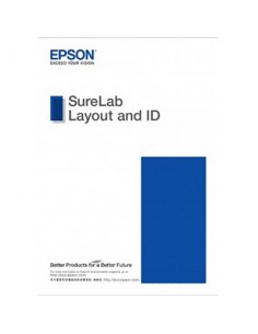 SOFTWARE EPSON SURELAB LAYOUT + ID PHOTO