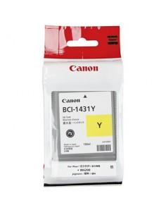 Tinta Canon BCI-1431Y Amarillo (solo W6200)