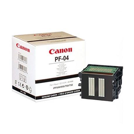 Cabezal Canon PF04 iPF650-655-750-755-760